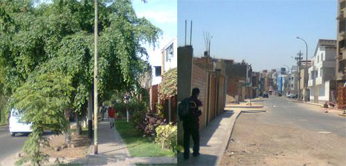Protección contra UV en la ciudad